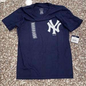 Kids Genuine MLB New York Yankees Tee NWT